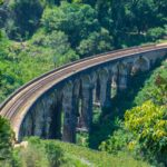 9 Arches Bridge in Ella on a Sri Lanka 3 week itinerary