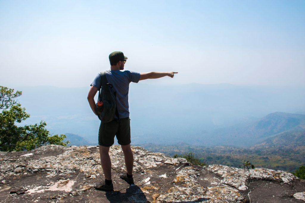 Cliffs of Phu Kradueng