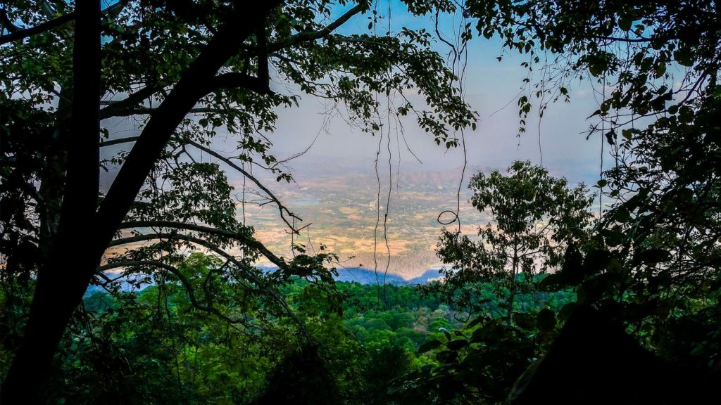 Climbing Phu Kradueng