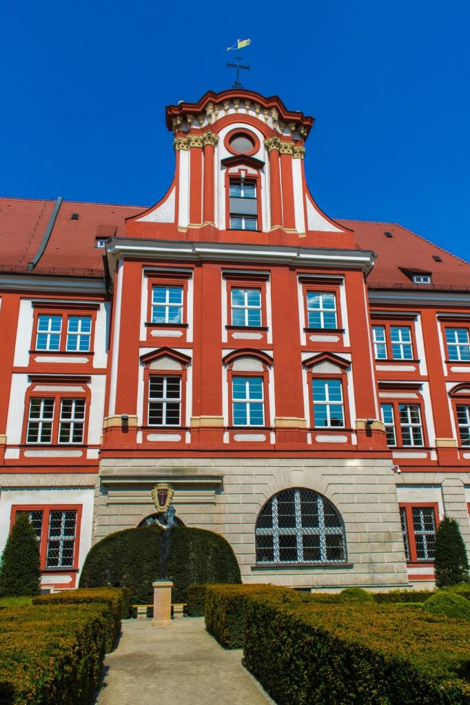 Places to see in Wroclaw