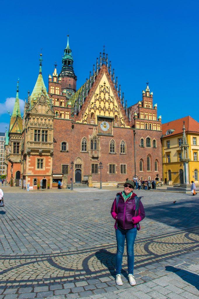 Iconic Wroclaw, Poland