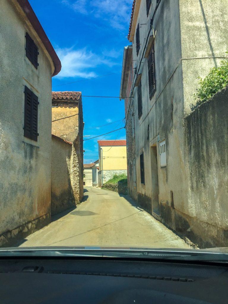 Galizana in Istria, Croatia