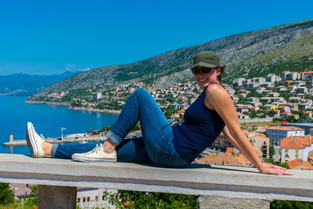 Loving Senj on our 2 week Croatia itinerary