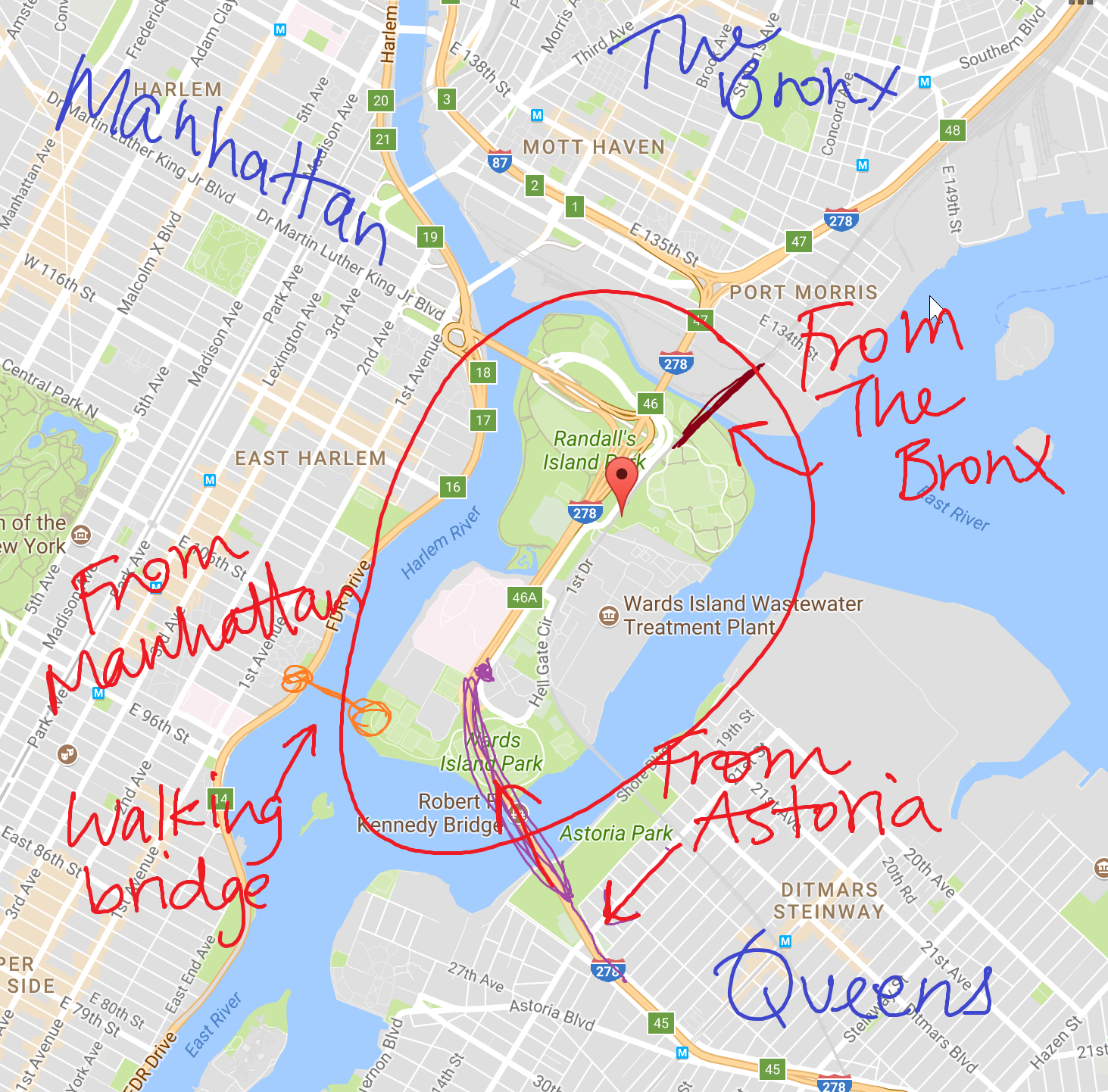 New York City Map Of Attractions.7 Off The Beaten Track Places To Visit In New York City A Pair Of