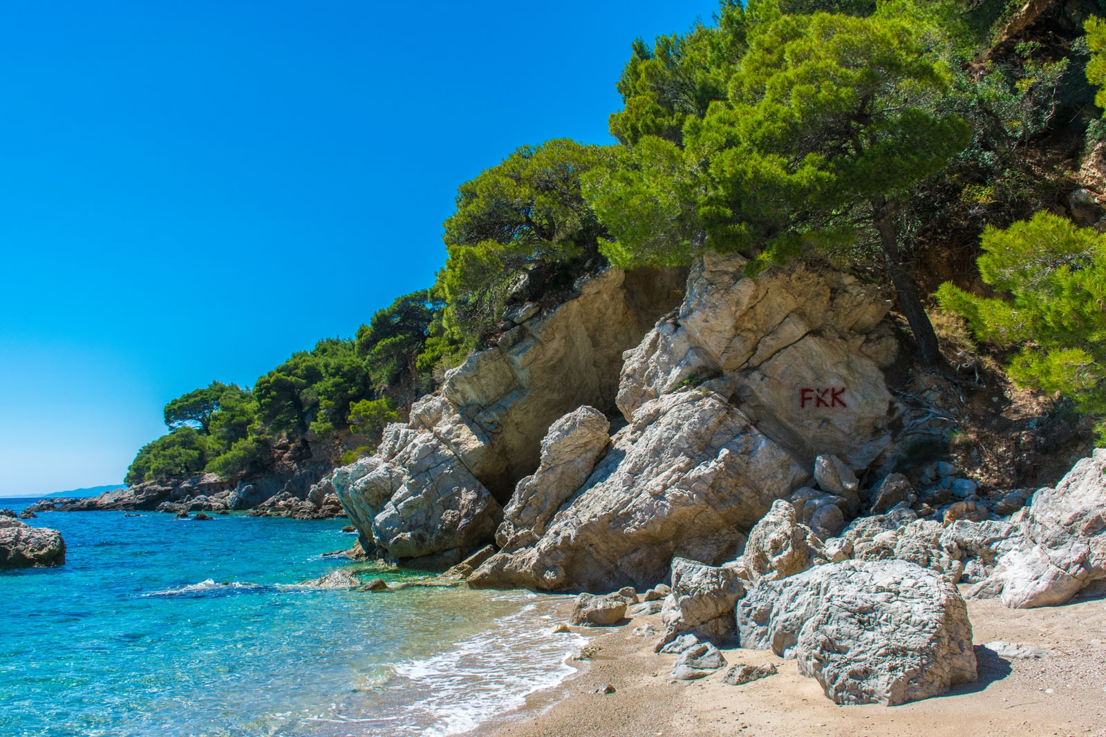 Croatia Nude Beaches (Our Favorites)