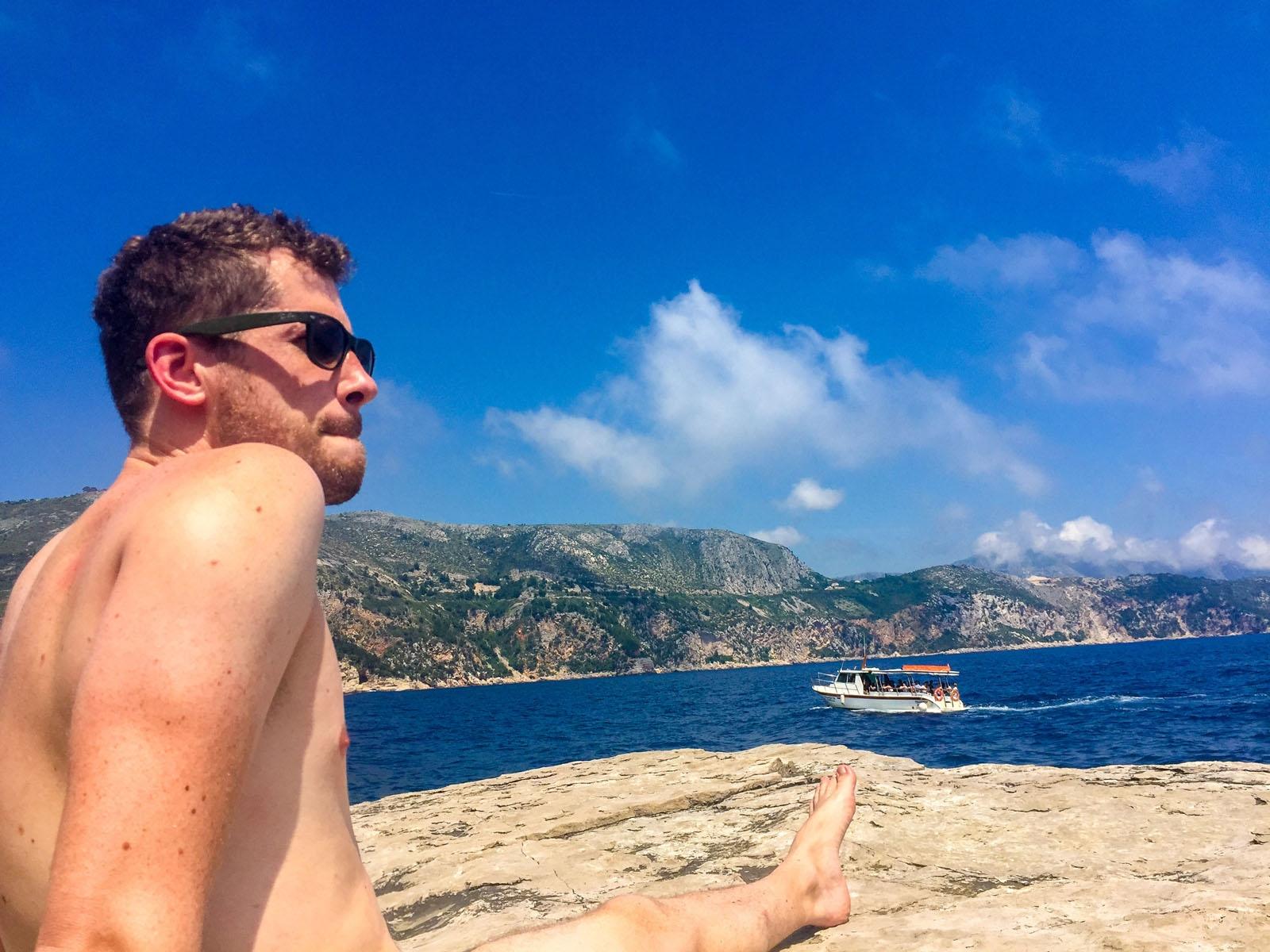 Redheaded college naked men in croatia women