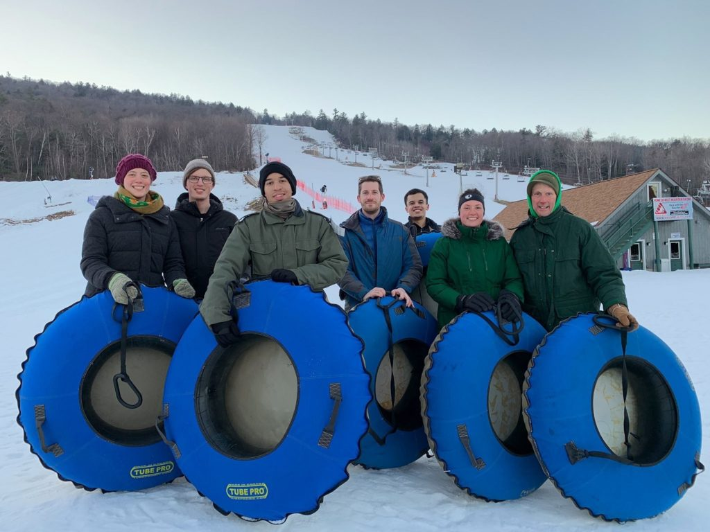 tubing in upstate new york
