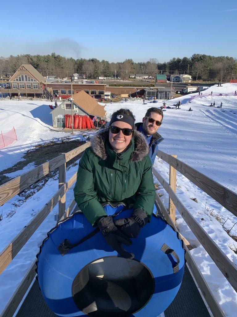 Tubing in New York State