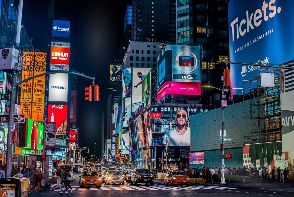 Times square: avoid it! NYC tips