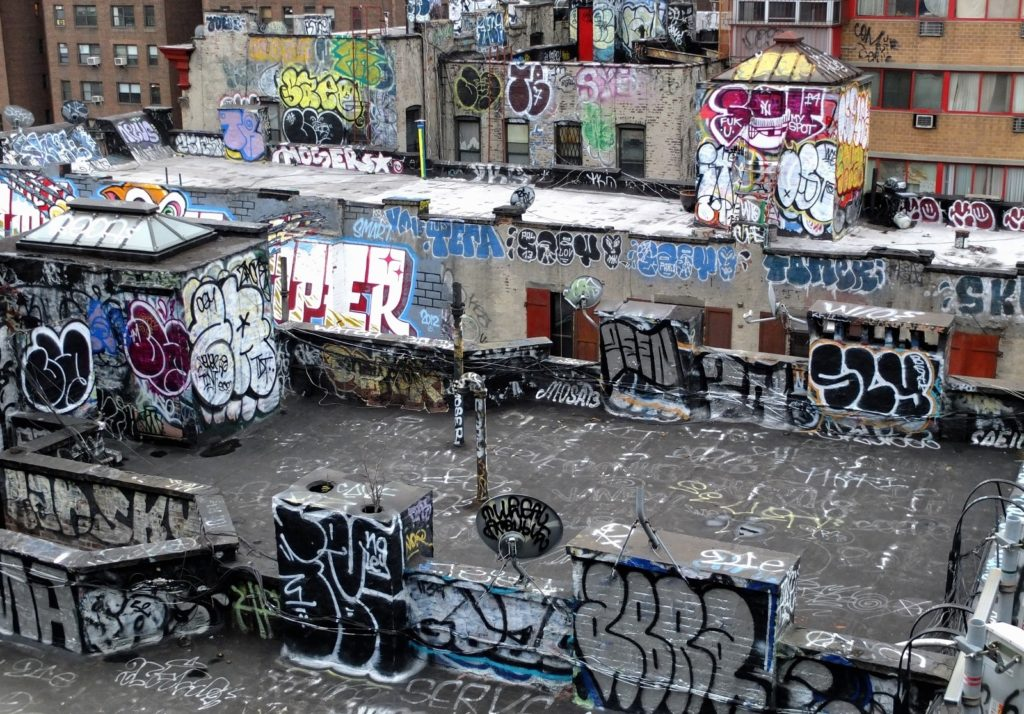NYC can be dirty; tips for visiting New York