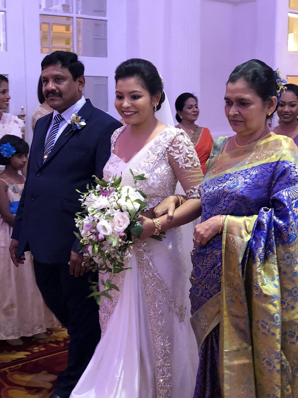 A Sri Lankan Wedding A Pair Of Travel Pants