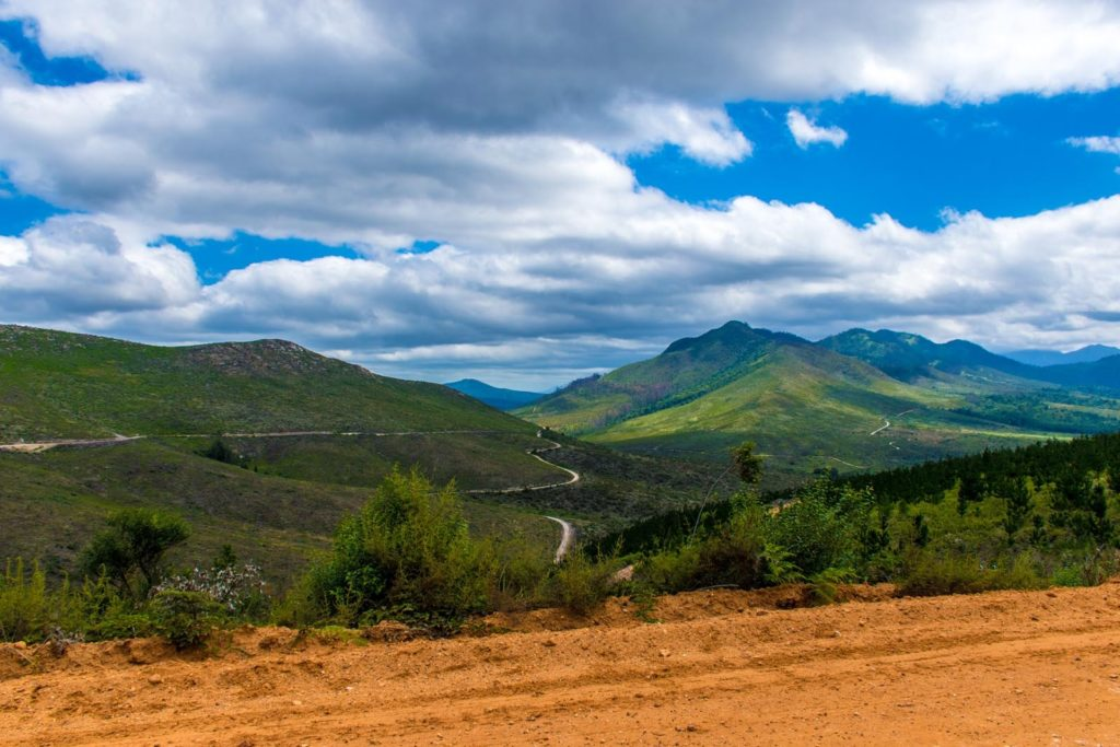 Prince Alfred's Pass