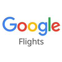 Google Flights Logo