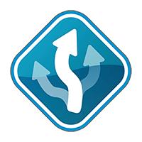 Mapfactor GPS Navigator Logo