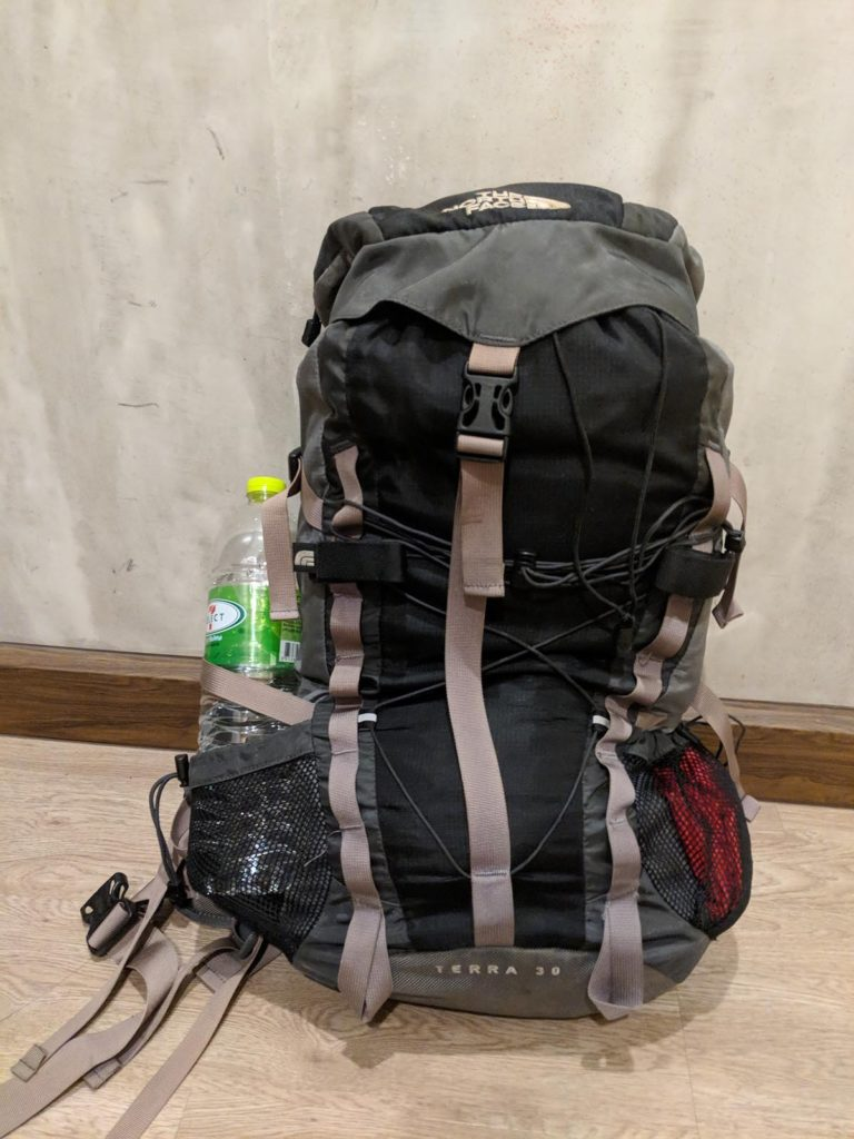 North Face Terra 30 Bag