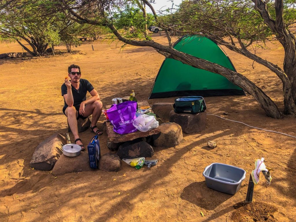 Quivertree Forest Camp in Namibia
