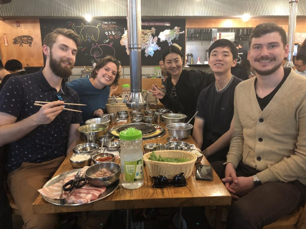 Places you must eat in NYC: Korean BBQ!
