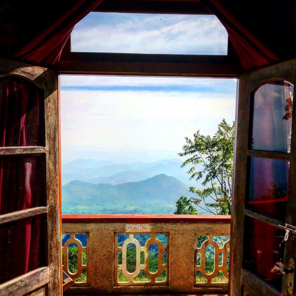 Haputale view on a 3 week Sri Lanka Itinerary