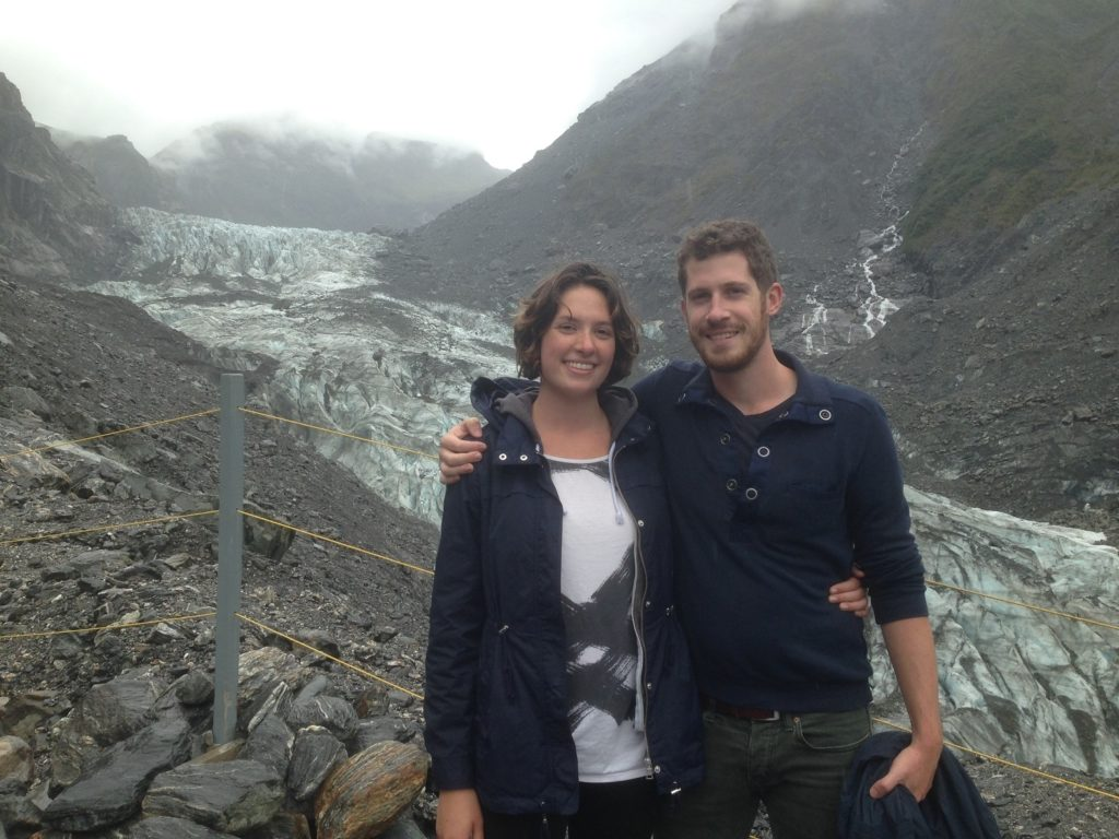Self drive New Zealand and see some glaciers