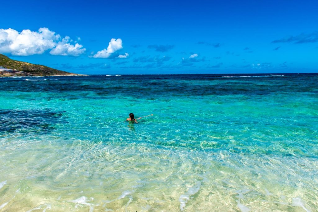 St Maarten excursions to Pinel Island