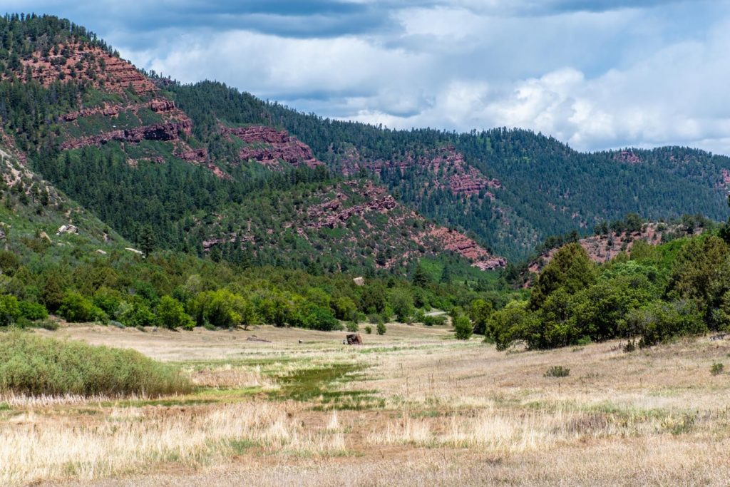 Southern Colorado as a road trip destination