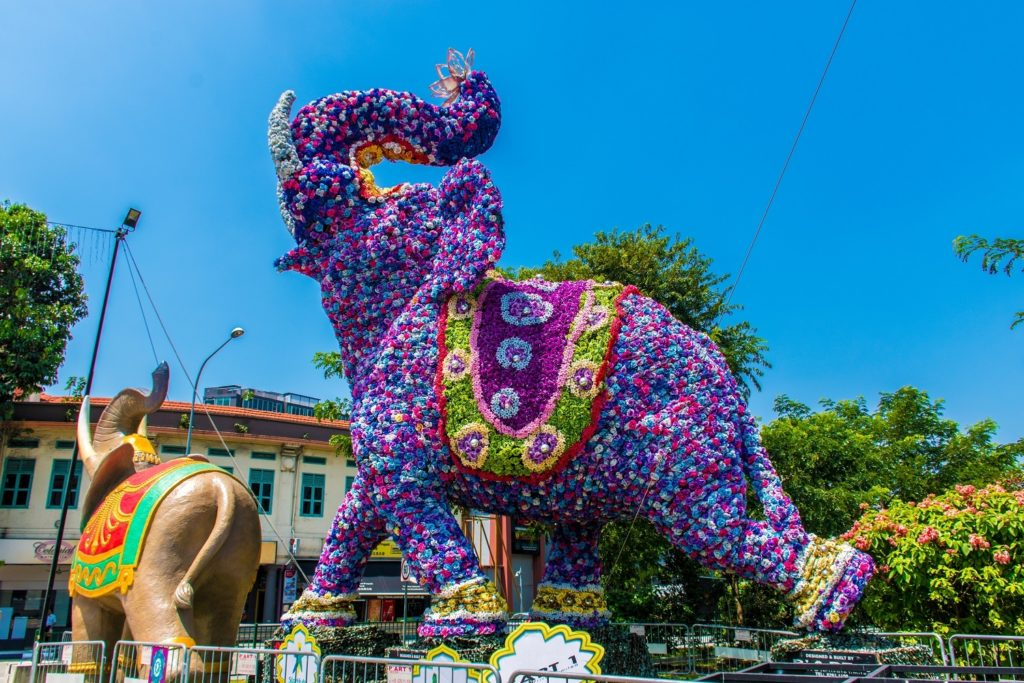 4 days in Singapore: a visit to Little India