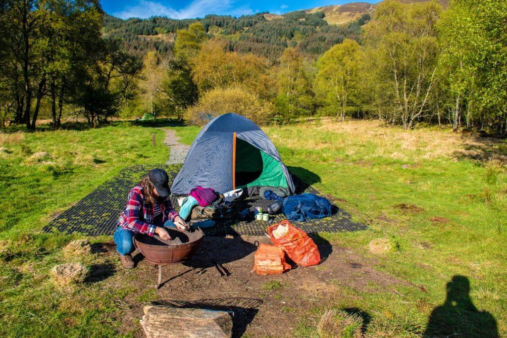 10 days in Scotland
