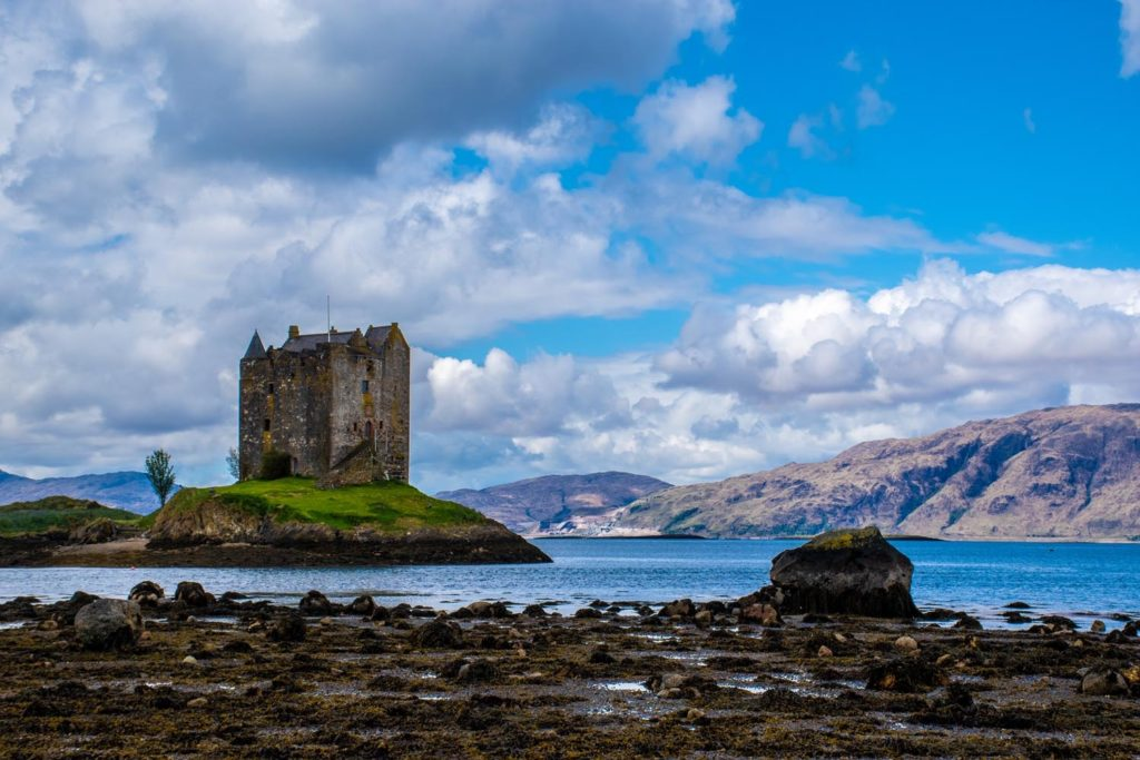 So many castles in a Scotland 10 day Itinerary