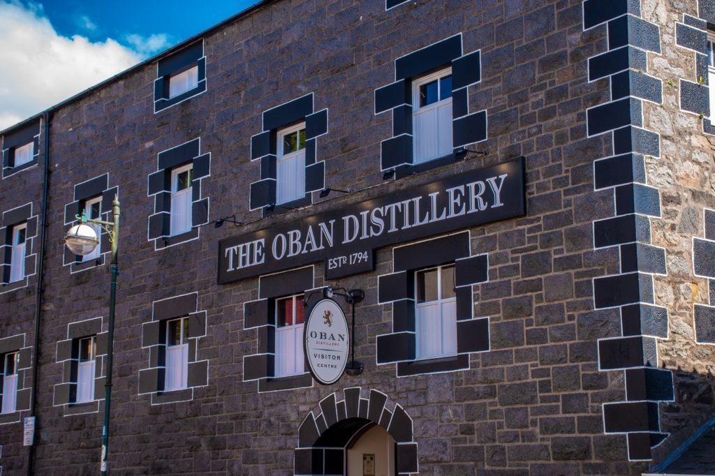 Scotland Itinerary for 10 days means a trip to a distillery