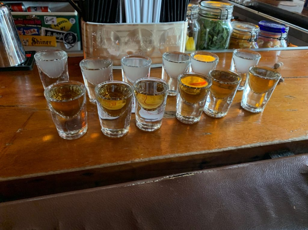 Pickleback shots something you must drink when in NYC